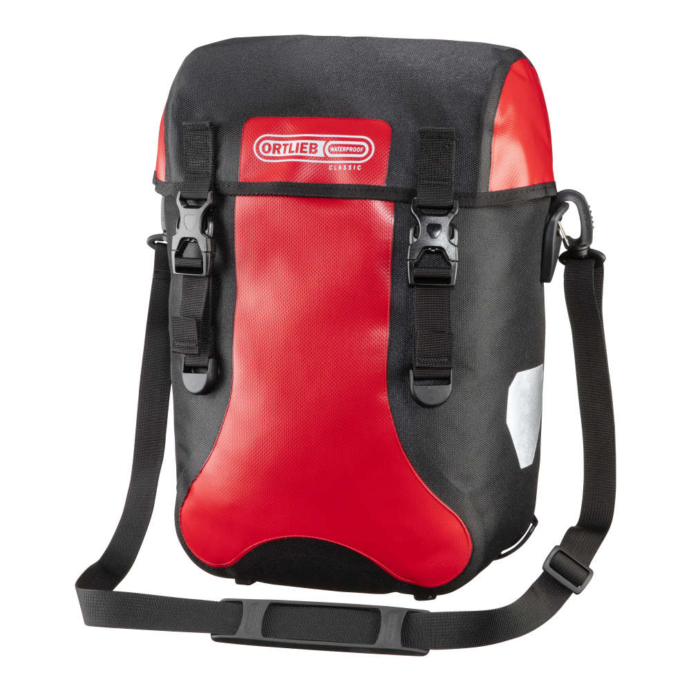 ORTLIEB Sport-Packer Classic - red - black