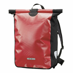 ORTLIEB Messenger-Bag - red - black