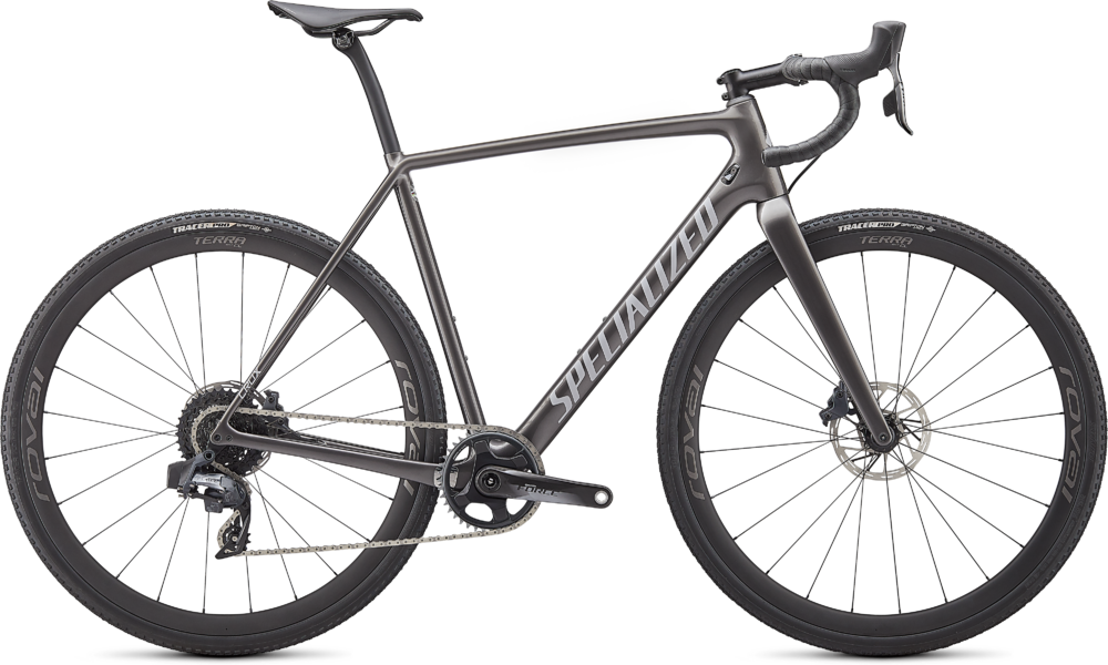 Specialized CruX Pro Smoke/Dove Grey 46