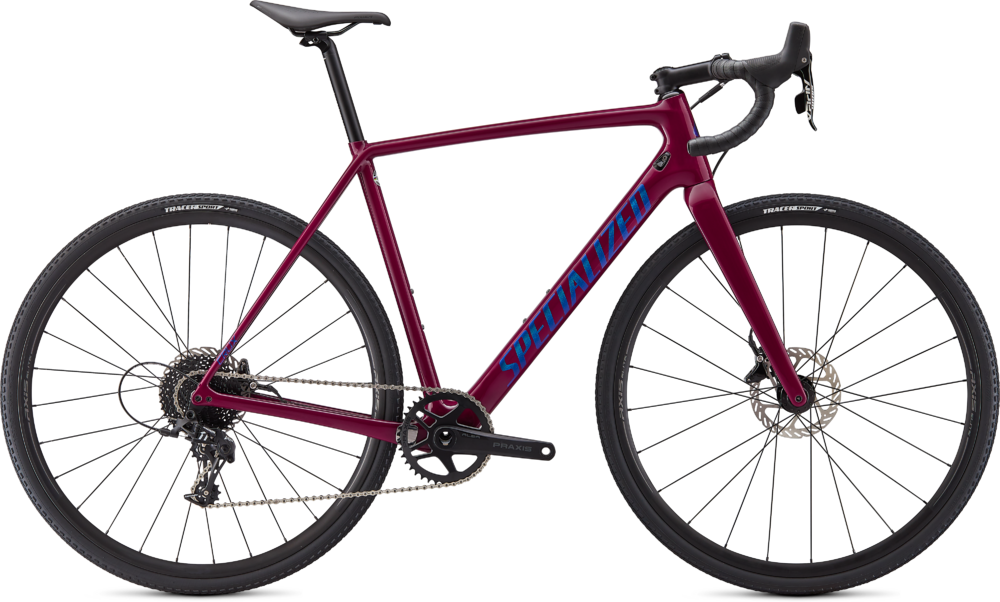 Specialized CruX Gloss Raspberry/Chameleon 49